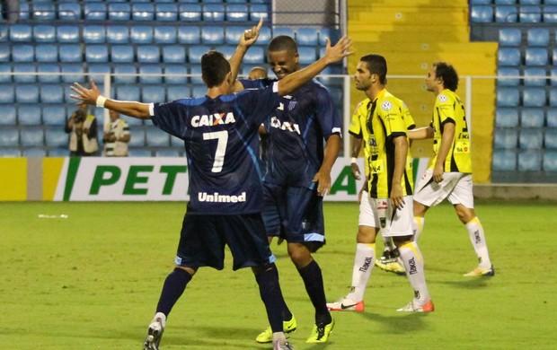 Avaí Volta Redonda Higor Reis (Foto: Jamira Furlani / Avaí FC)