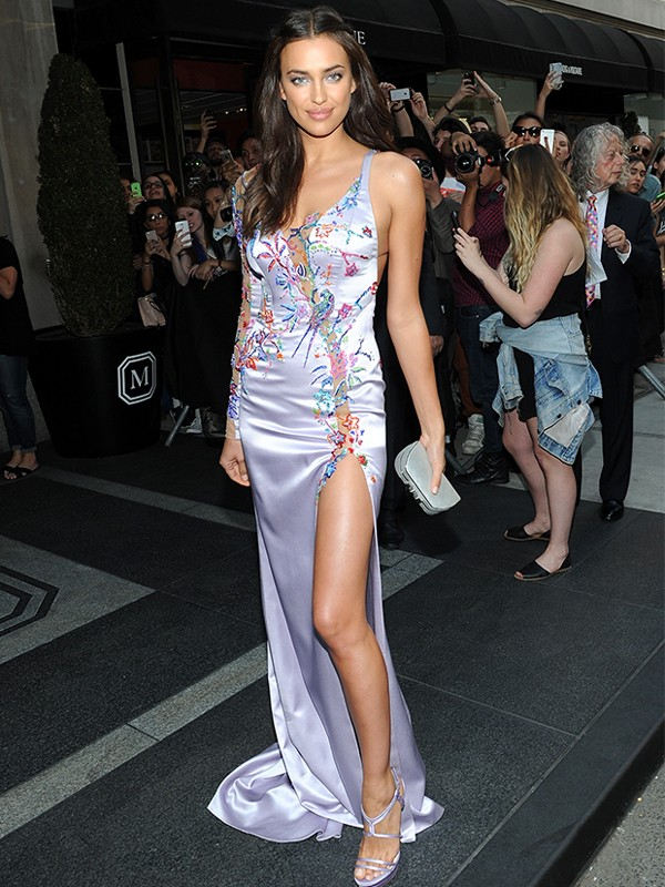 Irina Shayk no MET Gala (Foto: Getty Images)