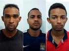 Trio suspeito de assaltos em Salvador e no interior é preso após perseguição