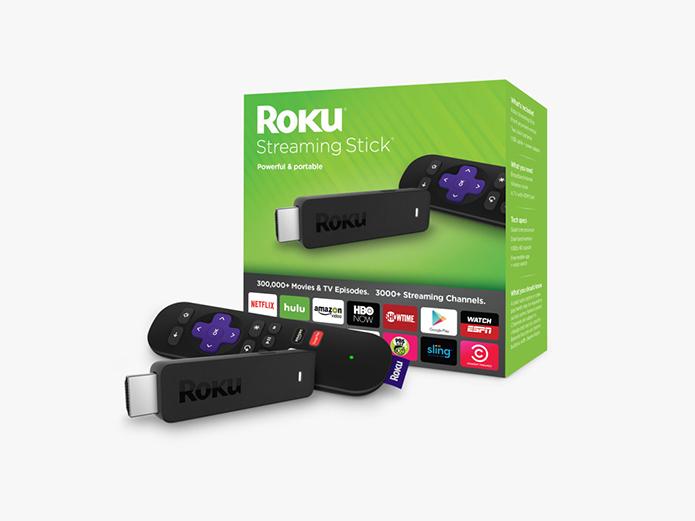 Preço e falta de suporte ao mercado brasileiro tornam o Roku Streaming Stick um investimento difícil de ser justificado (Foto: Divulgação/Roku)