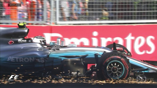 Ricciardo e Bottas falam da proeza de vencerem após ficarem entre os últimos