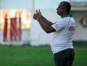 Técnico Julio Marinho, Goytacaz (Foto: Carlos Júnior)