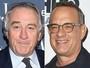 Robert De Diro e Tom Hanks vão receber medalha de Barack Obama
