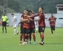 Após goleada, Zé Love destaca saldo de gols na luta contra o rebaixamento