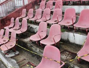 BLOG: Depois de abandonar os Aflitos, dirigentes e conselheiros ainda não definiram se retornam ao estádio