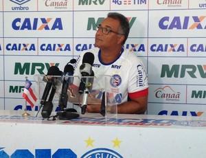 Luiz Sapucaia; Bahia (Foto: Felipe Oliveira/EC Bahia/Divulgação)