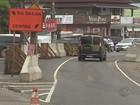 Desvio do elevado do Rio Tavares é liberado e muda trânsito no sul da ilha