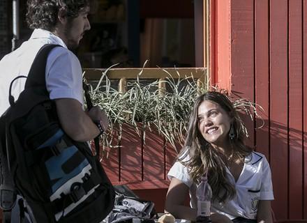 Alina promete se vingar de Luciana