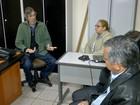 Suél do PSTU faz campanha na área central de Campo Grande