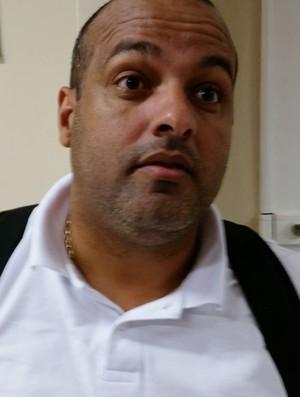 Pedro Artur, dirigente (Foto: Sidney Magno Novo/GloboEsporte.com)