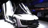 Volkswagen mostra Golf de 400 cv (Alan Morici/G1)