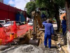 População reclama de obra na Rua do Espinheiro, no Recife