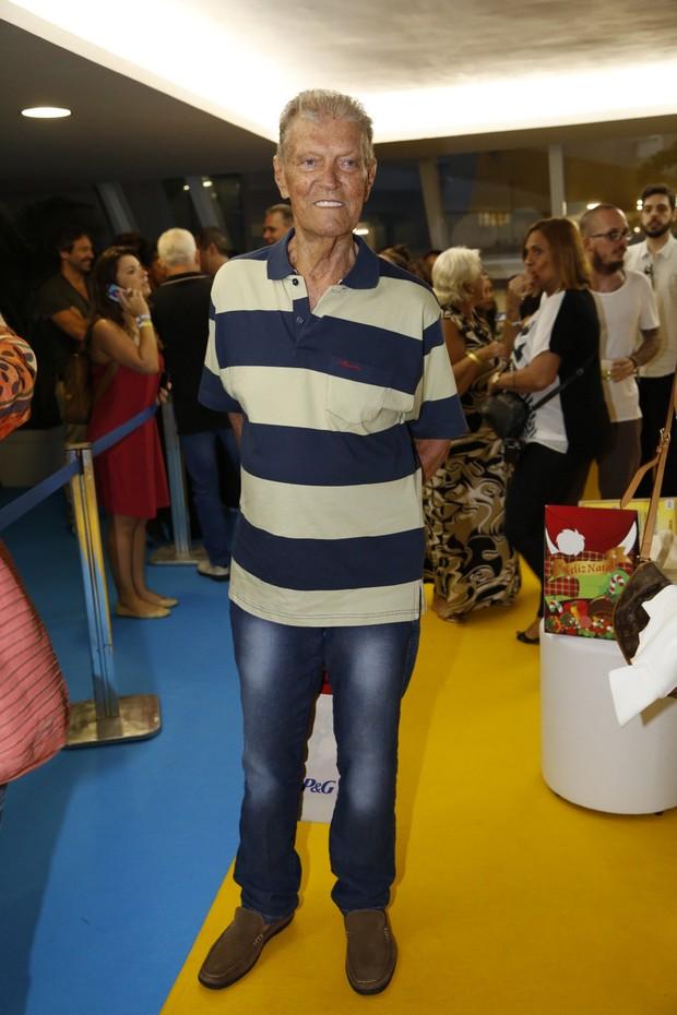 """Luis Floriano no show """"Natal Mágico da Xuxa"""" (Foto: Felipe Assumpção /AgNews)"""
