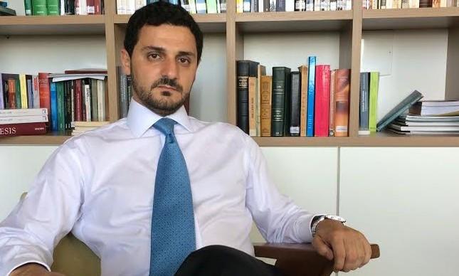 Hussein Ali Kalout, pesquisador da Universidade de Harvard (Foto: Gabriel Garcia)
