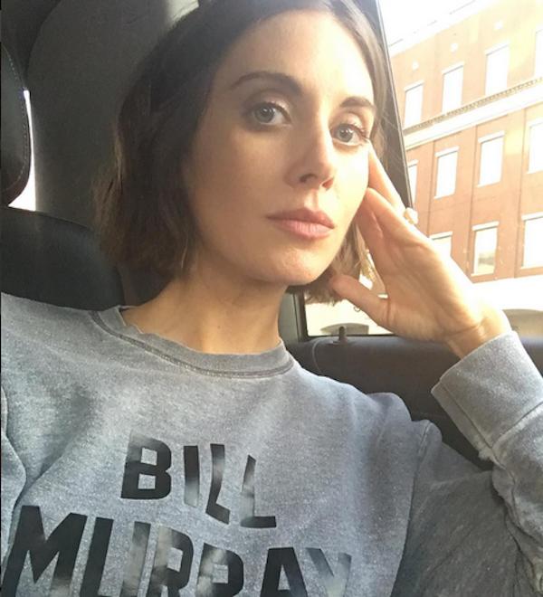A atriz Alison Brie (Foto: Instagram)