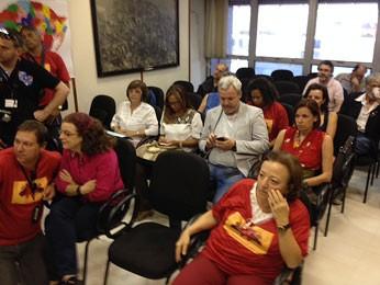 Medidas sobre rpevenção foram divulgadas  (Foto: Marcos Pacheco/RBS TV)