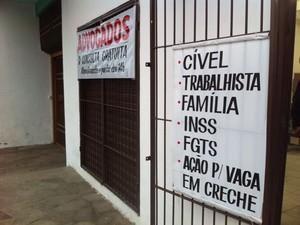 Advogados são suspeitos de participar de esquema de desvio de verba para creche de crianças (Foto: Divulgação/Polícia Civil)