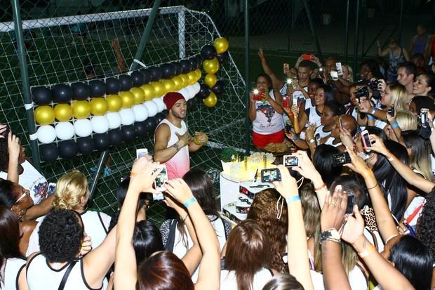 Aniversário do Belo (Foto: Raphael Mesquita / FotoRioNews)