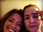Mãe de Fani está com câncer: 'Estou arrasada', diz a ex-BBB