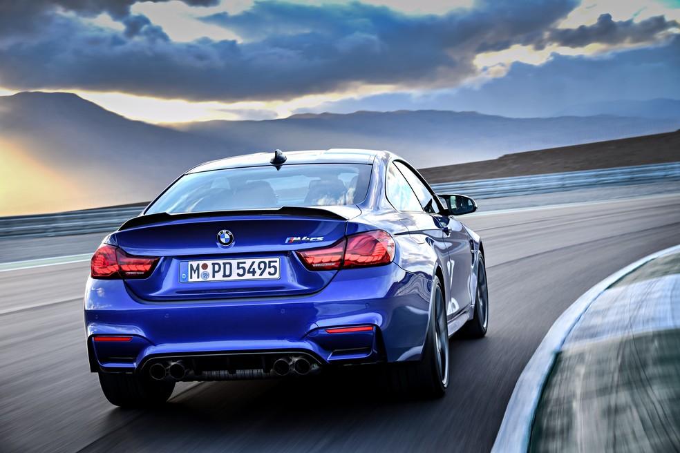 BMW M4 CS (Foto: Divulgação)