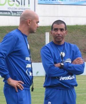 Mário Tilico, ex-atacante do Cruzeiro (Foto: Arquivo Pessoal)
