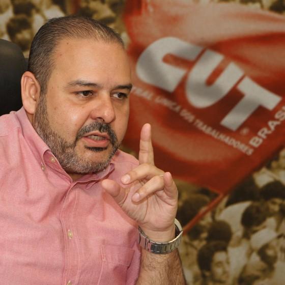 Vagner Freitas, presidente da CUT (Foto: CUT)