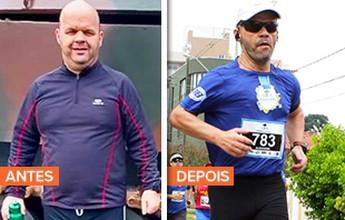 Alexandre vai da caminhada aos 42km em um ano e meio e faz saúde decolar
