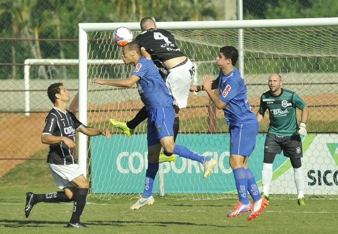 Copa Espírito Santo 2014: Rio Branco-ES x Linhares (Foto: Carlos Alberto Silva/A Gazeta)