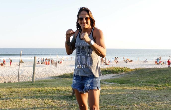 Juliana Lima UFC MMA (Foto: Adriano Albuquerque)