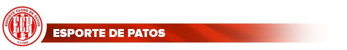 Header Esporte de Patos (Foto: Globoesporte.com)
