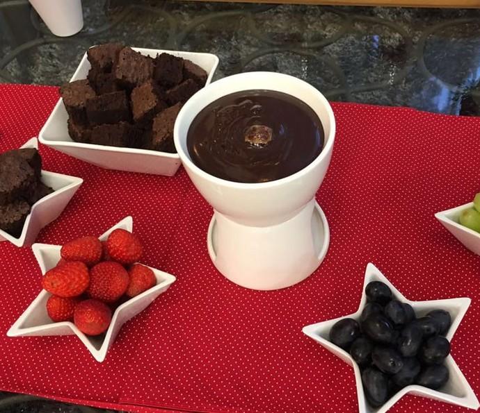 Founde de Chocolate (Foto: Gshow)