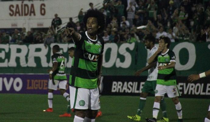 Chapecoense x Palmeiras (Foto: Giba Pace Thomaz/Chapecoense)