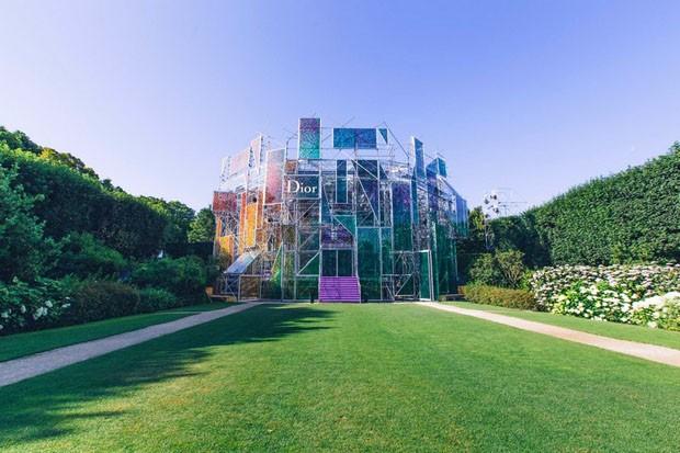 Passarelas com arquitetura e arte em evidência (Foto: Getty Images)