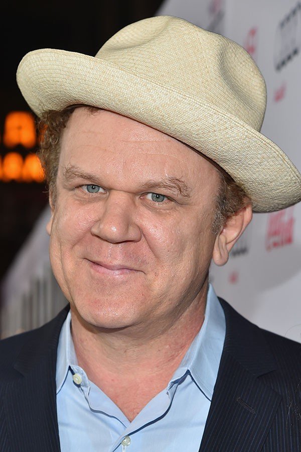 John C. Reilly - 24 de maio (Foto: Getty Images)