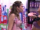 Juliana comenta expulsão de Ana Paula do BBB 16: 'Caiu por ela mesma'