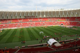 Inter Internacional Chapecoense Beira-Rio (Foto: Tomás Hammes / GloboEsporte.com)