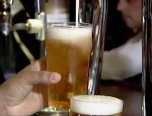 Álcool e esporte: os efeitos da bebida no corpo de um atleta (Foto: Reprodução/Sportv)