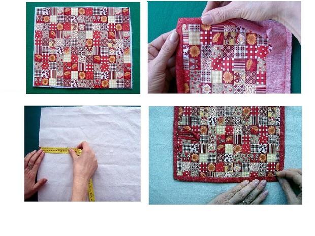 Bolsa Em Algodão Cru Passo A Passo : G passo a aprenda fazer uma bolsa ecobag