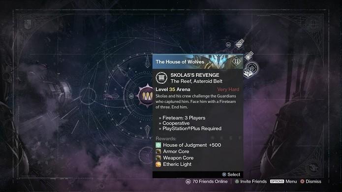Missão no level 35 oferece mais recompensas (Foto: Reprodução/Thiago Barros)