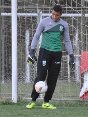 Glaycon, goleiro do América-MG (Foto: Carlos Cruz/Divulgação América-MG)