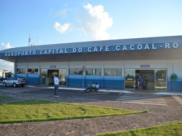 Aeroporto Romania : G aeroporto de cacoal ro passa a operar com apenas um