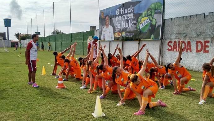 Futebol feminino - Coruripe (Foto: Divulgação/Coruripe)