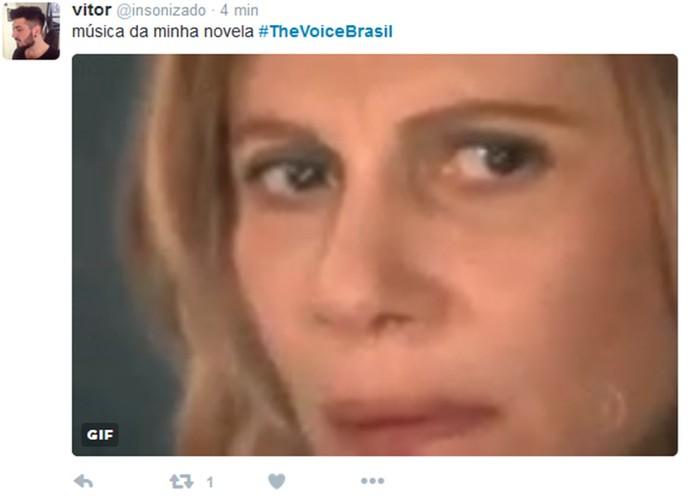 Nazaré Tedesco Voice (Foto: Reprodução/Internet)