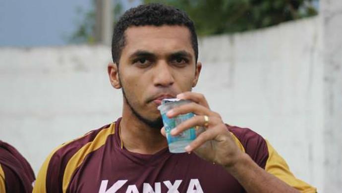 Júnior Juazeiro Atacante Mogi Mirim Sapo (Foto: Geraldo Bertanha / Mogi Mirim EC)