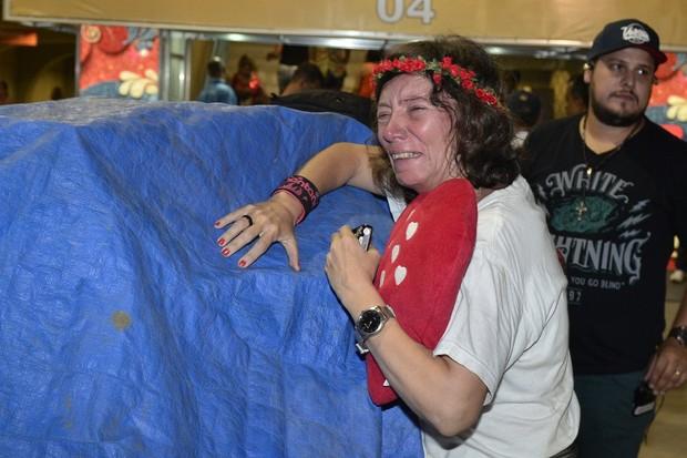 Marcia Cardoso (Foto: Roberto Teixeira/ EGO)