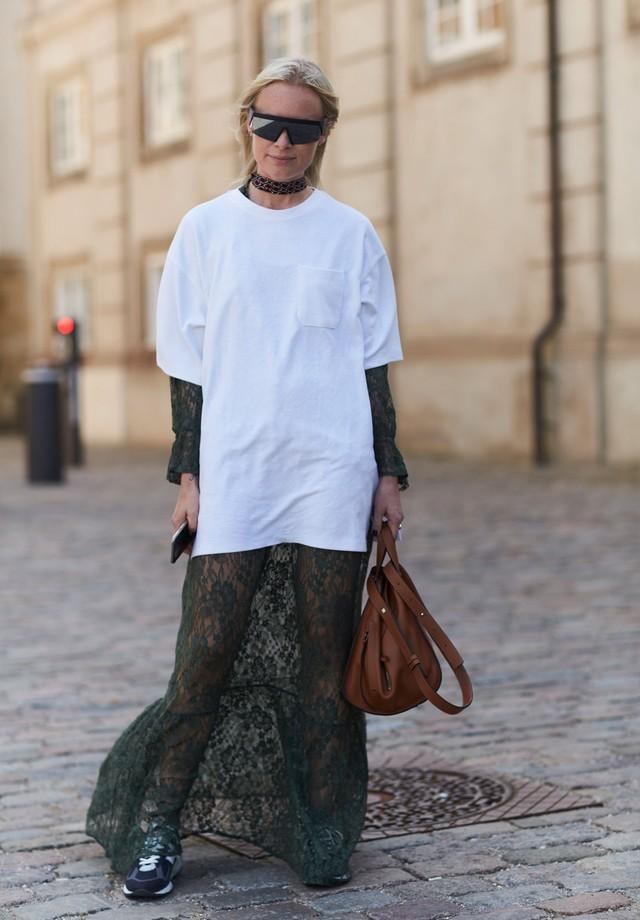 Street Style: Copenhague (Foto: Imaxtree)