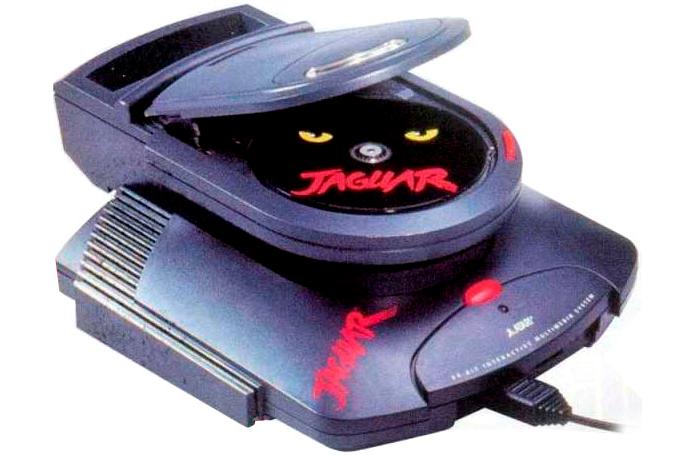 Jaguar CD foi uma versão bizarra em cima de um console fracassado  (Foto: (Foto: Reprodução/Crappy-Games))