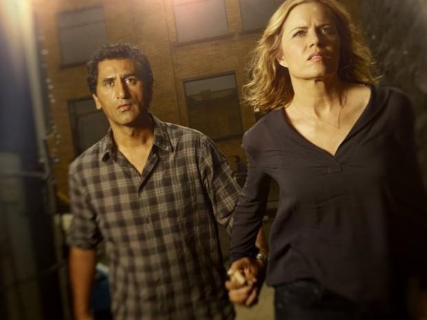 Cena de 'Fear the walking dead' (Foto: Divulgação)