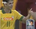 Oscar e Naldo melhores que Griezmann? Jornal questiona avaliação do Fifa 2016
