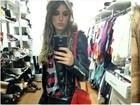 Rock in Rio: Rafa Brites revela ter mais de 40 jaquetas de couro no armário